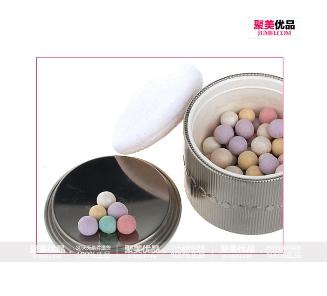 娇兰幻彩流星粉球细节3