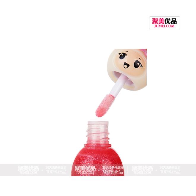 魔法城堡梦幻桃子小公主套装5色唇彩 5ml×5,产品D细节