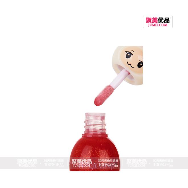 魔法城堡梦幻桃子小公主套装5色唇彩 5ml×5,产品E细节