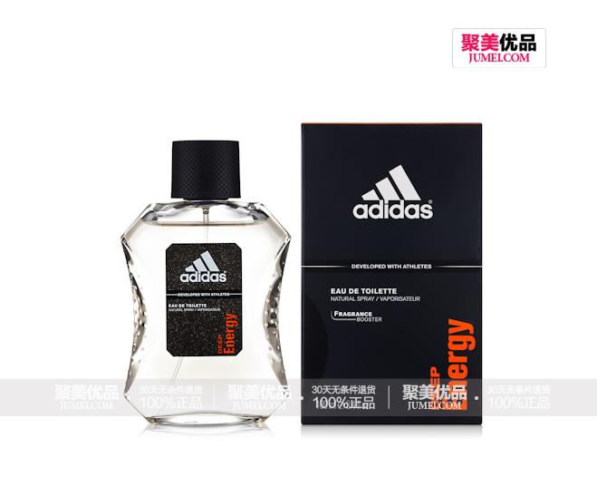 阿迪达斯潜能男士香水(新款)100ml,产品组合