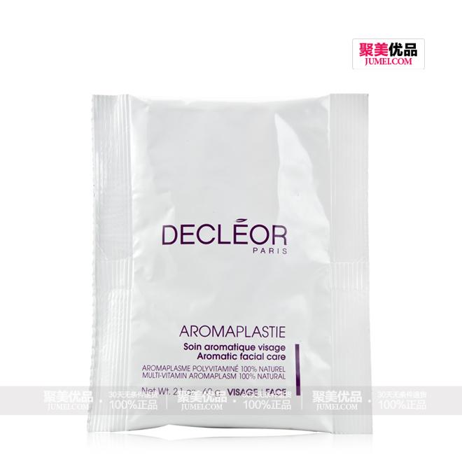 思妍丽 (Decleor)植物修复面膜 60g ,产品正面