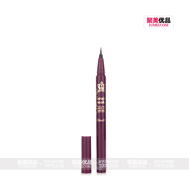 KISS ME奇士美0.1mm防泪皮脂眼线液笔超黑色(新包装),细节