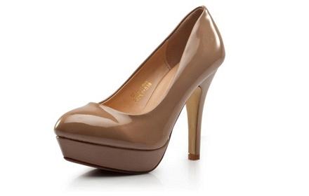 卓诗尼 春季新款女鞋