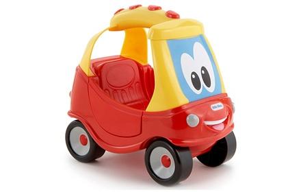 笑脸音乐轿车儿童玩具车