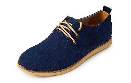 男士英伦时尚潮流皮鞋