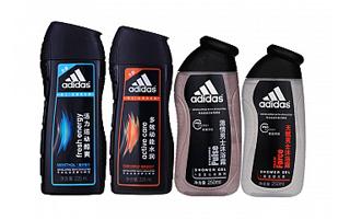 阿迪达斯 Adidas 水润酷爽护理套装 男士活力运动酷爽去屑洗发露220