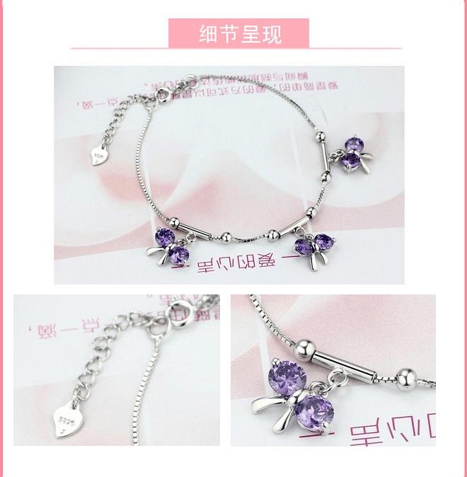 小叶紫檀佛珠手链