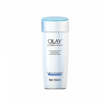 美国•OLAY玉兰油高保湿美白营养水 150ml
