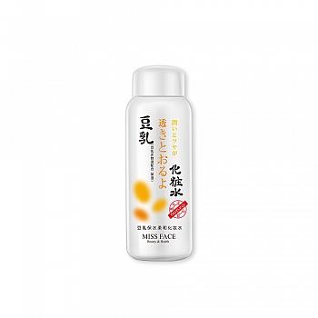 中国•MISSFACE豆乳保水柔和化妆水 180ml