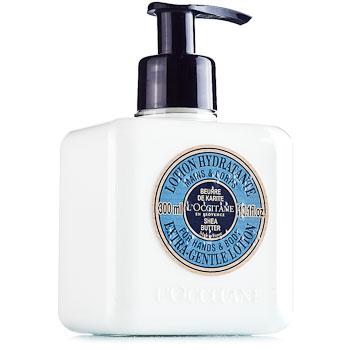法国•欧舒丹(L'OCCITANE)乳木果手部身体温和润肤露300ml