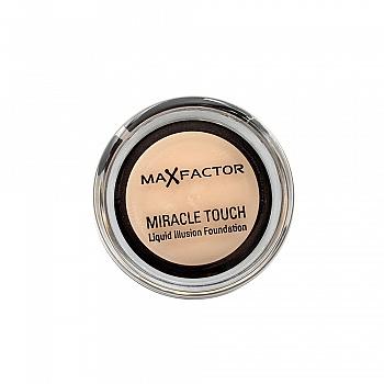 美国•蜜丝佛陀(Max Factor)水漾触感粉底霜(自然色)60号11.5g(老包装经典水润粉底霜)两个包装 随机发货