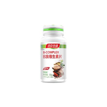 汤臣倍健(by-health )维生素B族片 550mg/片 × 100片