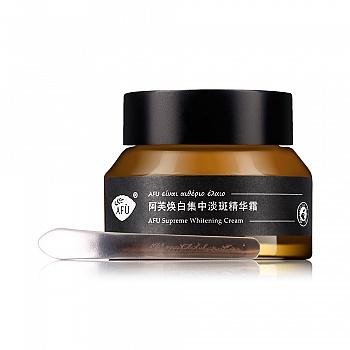 中国•AFU阿芙焕白集中淡斑精华霜45g