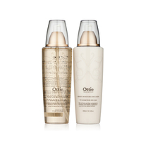 韩国•傲蝶(Ottie)蜂胶水嫩护肤套装(润肤水300ml+乳液300ml)