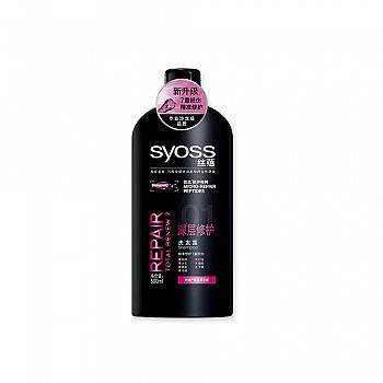 日本•丝蕴(syoss)深层修护洗发露/洗发水500ml