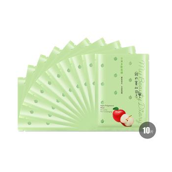我的美丽日志(beauty diary)苹果多酚面膜10X23ml/片