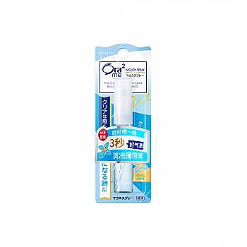 日本•皓乐齿净澈气息口香喷剂(清凉薄荷)6ml(日本进口)