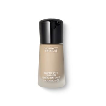 美国•魅可(MAC)矿质润泽粉底液 SPF15 30ML