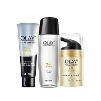 美国•玉兰油 (OLAY)护肤套装(多效修护霜 50g+OLAY玉兰油多效修护洁面乳 100g+多效修护醒肤水 150ml)