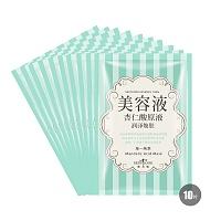 中国台湾•SexyLook杏仁酸焕肤面膜 25ml*10片/盒