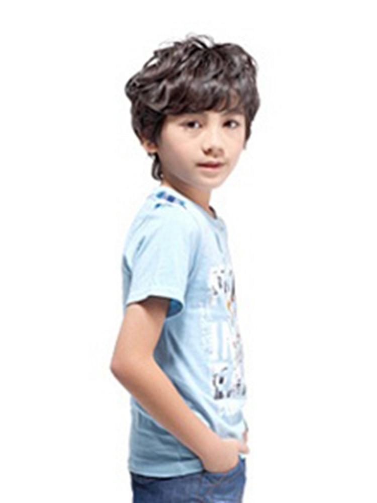 季儿童短袖t恤b1