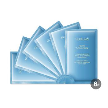 法国•娇兰 (Guerlain)水合青春保湿润肤精华面贴膜 6片