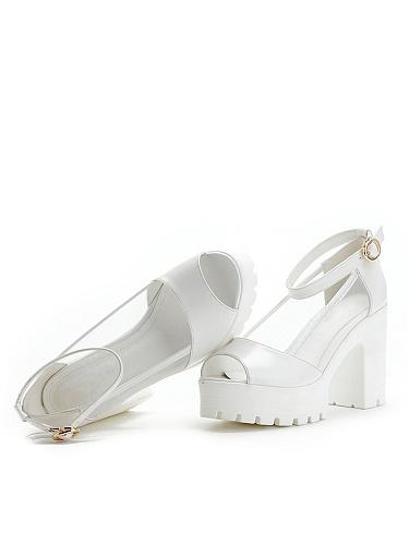 佩尼泰欧美凉鞋鱼嘴网纱女时尚-聚美优品-名船袜地板袜夏图片