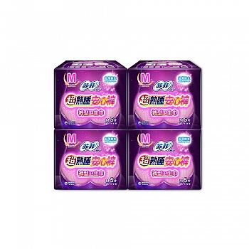 日本•苏菲SOFY超熟睡安心裤裤型卫生巾M号 5片/包(3+1)包/箱