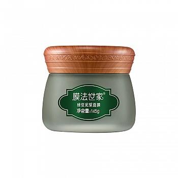 膜法世家绿豆泥浆面膜145g