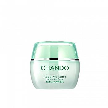中国•自然堂(CHANDO)水润保湿霜 50g