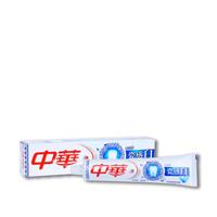 中华瓷感白冬青薄荷味牙膏180g*2