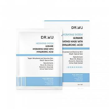 达尔肤(DR.WU)玻尿酸保湿面膜3PCS(新老包装随机发货)