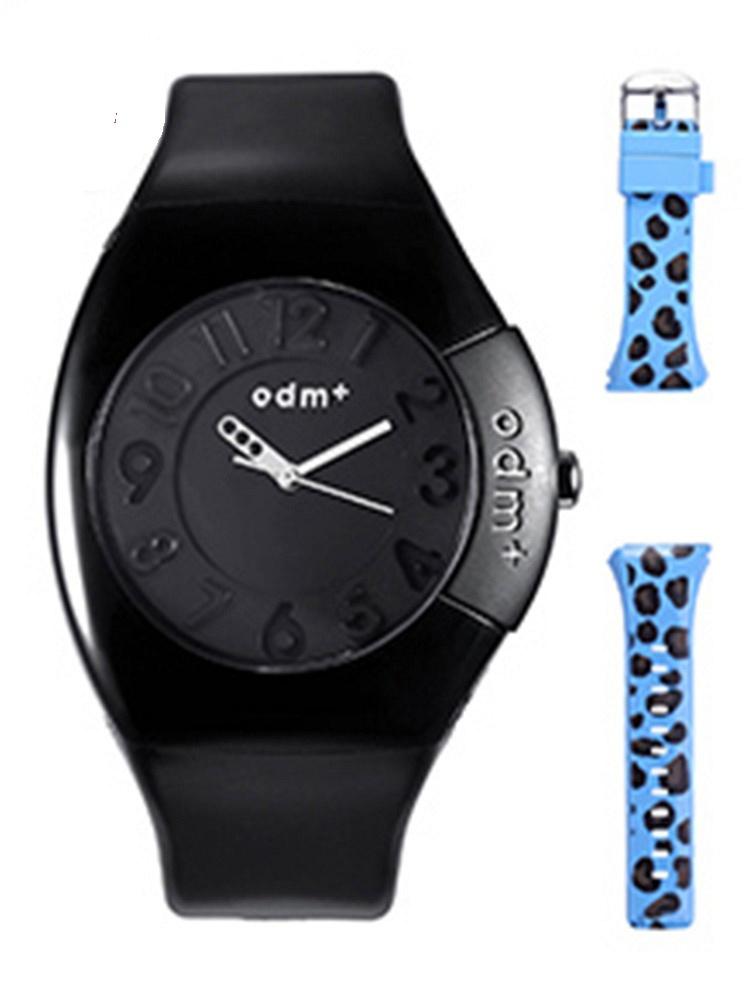 趣味时尚换表带石英手表