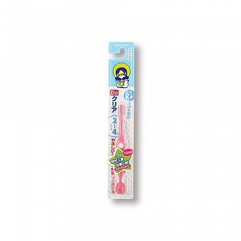 日本•皓乐齿Do Clear儿童牙刷(2-4岁适用)软毛