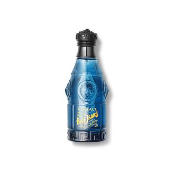 意大利•范思哲(versace)蓝色牛仔香水75ml