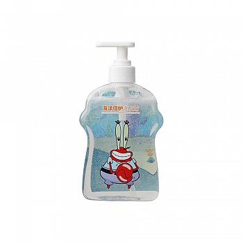 美国•海绵宝宝 (SpongeBob)海洋倍护洗发露(蟹老板)440g