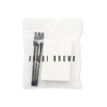 芭比波朗 (Bobbi Brown)粉扑、睫毛/眉毛梳理刷套装