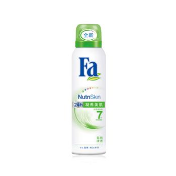 德国•Fa喷雾香体液凝养美肌自然清透 150ml