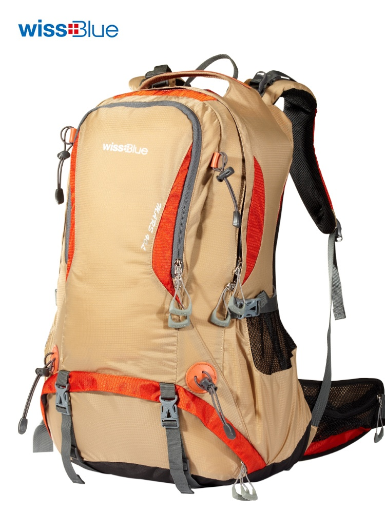 登山包 40l容量 wb1050