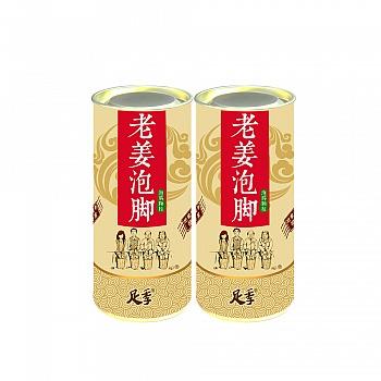 中国•足季老姜足泡泡腾颗粒250g*2
