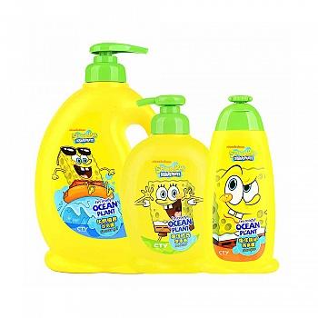 美国•海绵宝宝 (SpongeBob)儿童洗沐组合