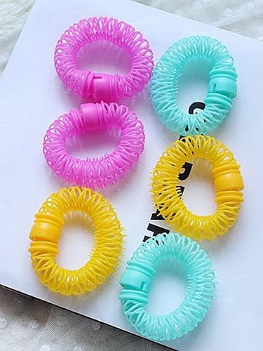 甜甜圈 卷发器神器 - 聚美优品