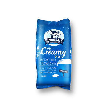 德运(Devondale)成人高钙全脂牛奶粉【一公斤装】,被亲切的称为从小喝到老的奶粉,高于普通奶粉的钙和蛋白,给你的身体均衡营养,醇厚口感满足挑剔味蕾,每天一杯补充身体正能量!去澳洲不顾行李重也要想