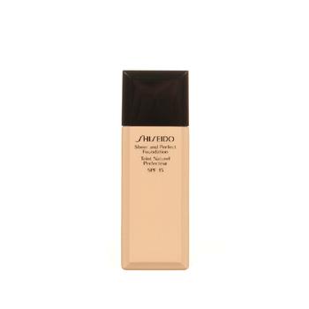 日本•资生堂 (Shiseido)羽感无瑕粉底液  SPF15 30ml