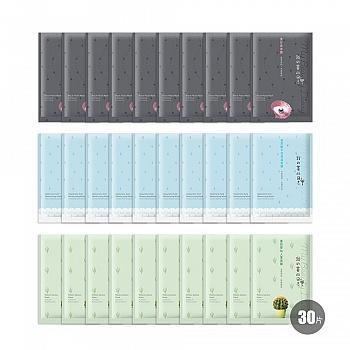 中国•我的美丽日志(beauty diary)经典保湿组(黑珍珠+玻尿酸+仙人掌)