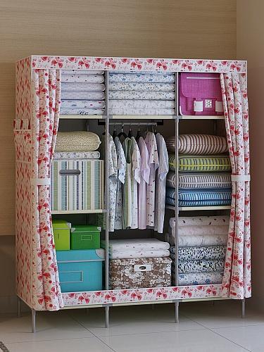 1.6布衣柜方法步骤图纸