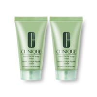 倩碧(Clinique)温和液体洁面皂(混合偏干性肌肤)30ml*2