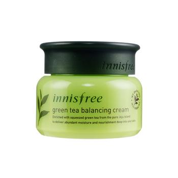 韩国•悦诗风吟(innisfree)绿茶精萃平衡面霜 50ml