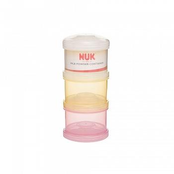 德国•NUK奶粉定量储存盒(三层)