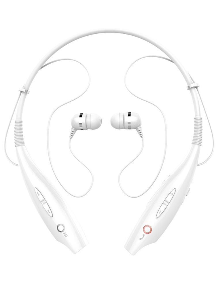 无线运动蓝牙4.0跑步立体颈挂耳机